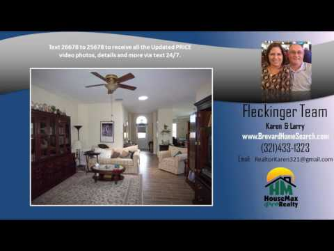 3 BR homes in Heritage Isle for sale Viera FL 32940