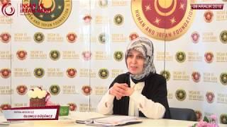 Fatma Aygün ile Olumlu Düşünce (28.12.2018)