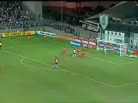 Atlético MG 5x1 Náutico - Brasileirão Serie A 2012 (23/06/2012)