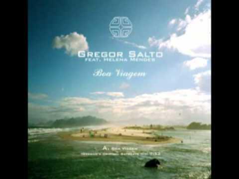 Gregor Salto & Helena Mendes - Boa Viagem (Bacardi Batbeats Remix)