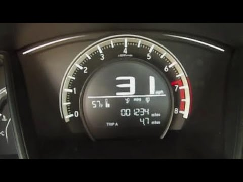 2016 honda civic 0 60 mph test video 6 speed manual 2 0 liter 4 cylinder youtube. Black Bedroom Furniture Sets. Home Design Ideas
