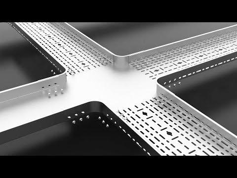 Инструкция по Монтажу Кабеленесущих Систем | EAE Elektrik