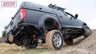 Nissan Navara D40 PSR Coil Rear - PSR