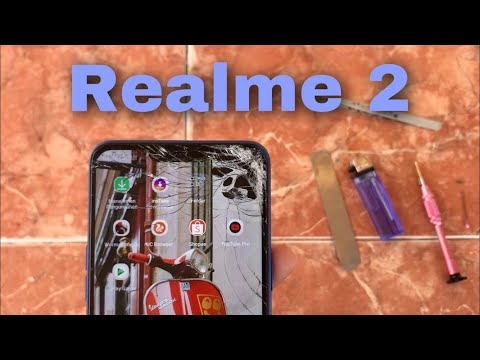 Realme 2 Cara Ganti Touchscreen Lcd | How To Change Screen Realme 2