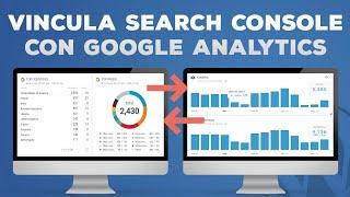 💥💪 Cómo Vincular Google Analytics con Search Console \x5bVerifica tu Propiedad\x5d \x5b2020\x5d - Paso a Paso 😎