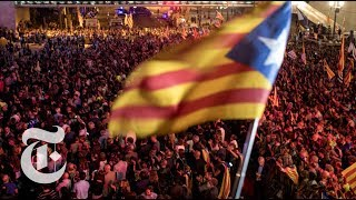 Catalonia Readies for Volatile and Unpredictable Vote