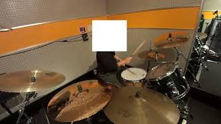 藍坊主のただ「生きる」ということのドラムコピー動画です。