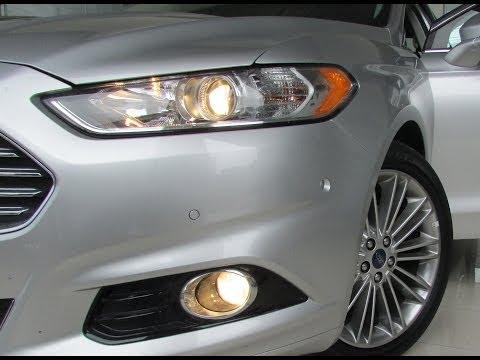 Ford Fusion Titanium 2.0 16v EcoBoost AWD 2014