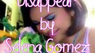 Disappear by Selena Gomez FULL HQ + Lyrics Wizards Of Waverly Place Soundtrack