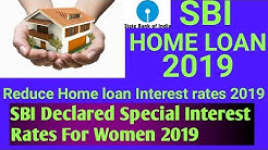 How to get SBI Home Loan | Apply SBI Housing Loan | SBI Low Interest Rates for Women