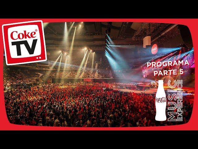 Vaya fiesta en coca cola music experience wizink center for Oficina wizink madrid
