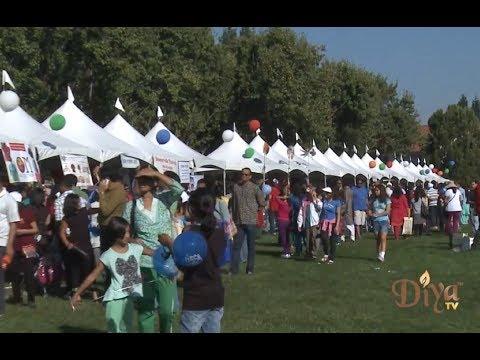 Diwali celebrations in Cupertino, California