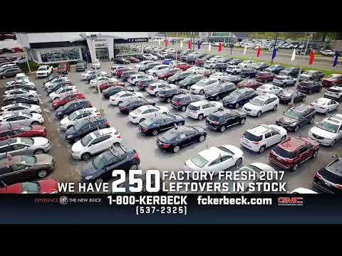 FC Kerbeck Buick GMC   Left Over Model Year Close Out   YouTube FC Kerbeck Buick GMC   Left Over Model Year Close Out
