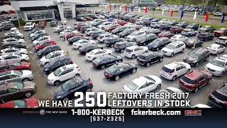 FC Kerbeck Buick GMC - Left Over Model Year Close Out