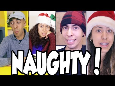 NAUGHTY LIST! MUSIC VIDEO PARODY OF FEEL IT STILL | PORTUGAL THE MAN