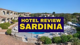 Where to stay in Sardinia. Check my review from 1 to 4 stars standards.