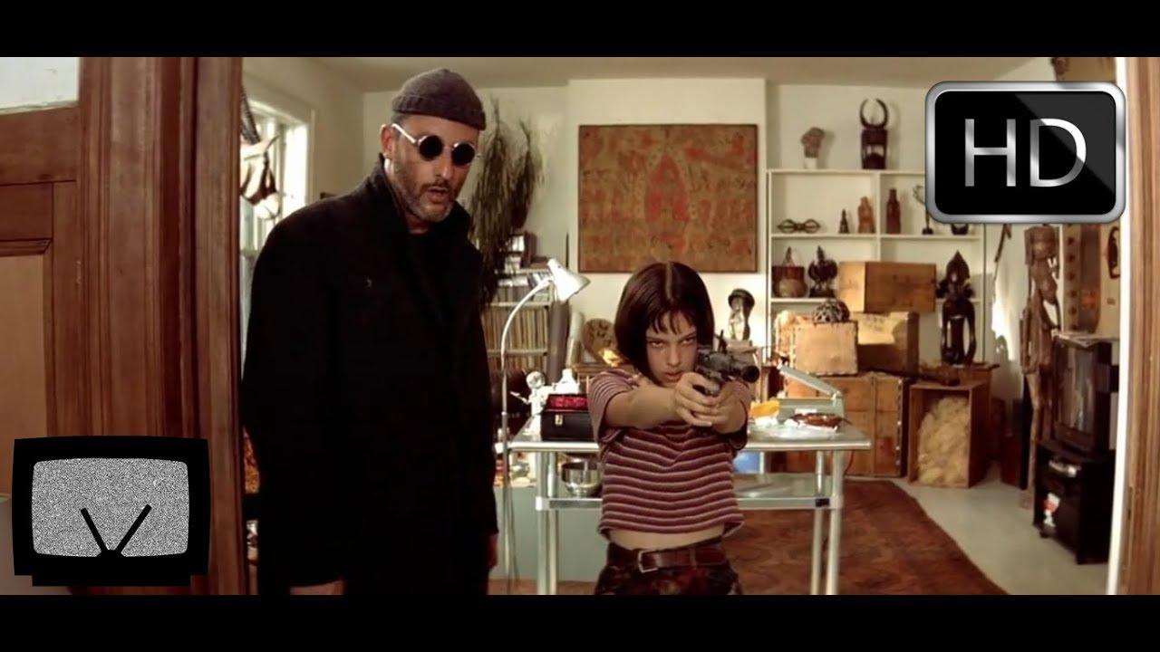 Download Mathilda Shoot Training (scenes) |Léon: The Professional (1994)|HD|