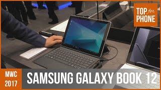 Samsung Galaxy Book 12 - prise en main par TFP