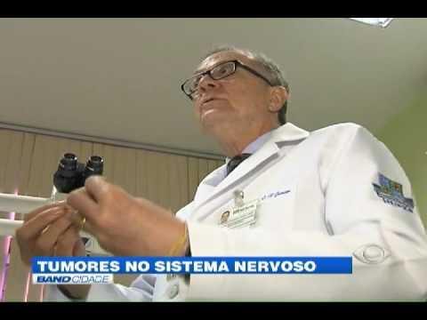 "Band Cidade - ""Tumores no sistema nervoso"""