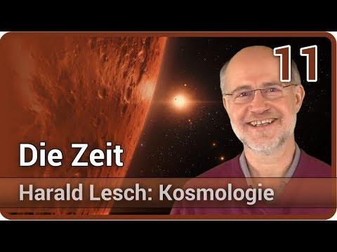 Harald Lesch • Die vierte Dimension: Was ist Zeit? | Kosmologie (11)
