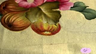 Pintura em tecido – Eliane Nascimento: Figos