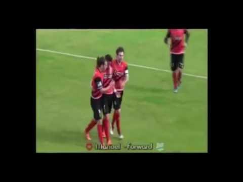 Manoel Cristiano- Atacante