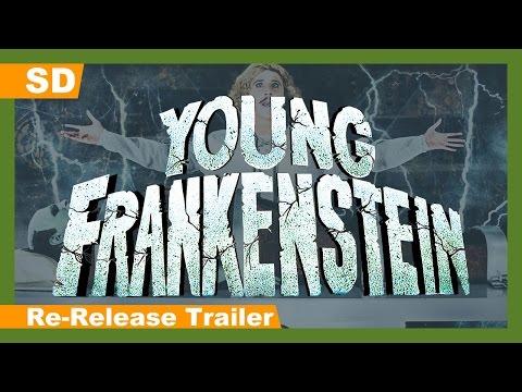 Young Frankenstein (1974) Re-Release Trailer