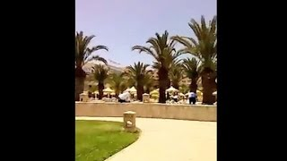 Amateur video shows horror of Tunisia attack