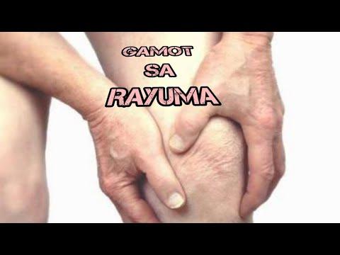 Mabisang Gamot para sa Rayuma - YouTube