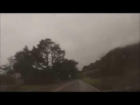 big sur - rain
