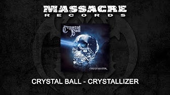 CRYSTAL BALL - Crystallizer (Full Album / Digipak Edition)