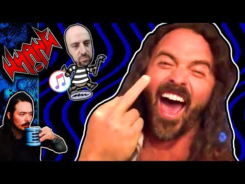 Dick Masterson vs Maddox & the Stolen iTunes Feed - Tales From the Internet