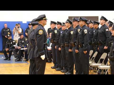 NECC- Police Academy Graduation 07-14-2017