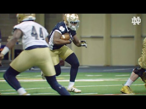 Time to Take Control | Notre Dame Spring Football