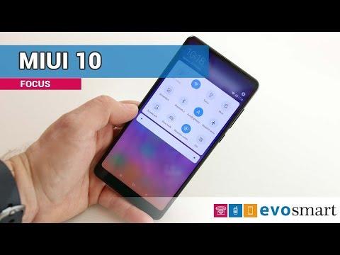 Xiaomi Mi Mix 2 con MIUI 10 che SPETTACOLO!