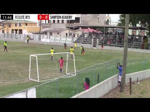 U13 - FC Elite Jr's [ 0 ] vs Sampson Academy [ 1 ] - (May 11th, 2019)