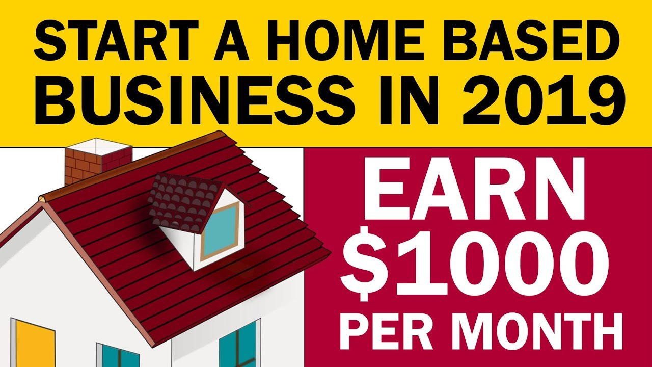 Start A Home Based Business In 2019 Earn Part Time Income