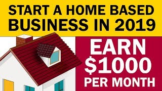 Start a Home Based Business in 2019 u0026 Earn Part Time Income