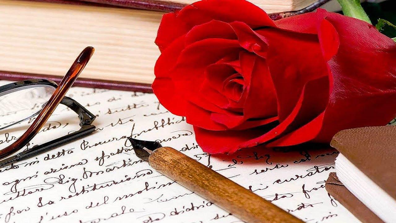 perfekter Liebesbrief