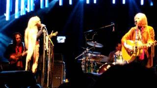 """Tom Petty and Stevie Nicks """"Insider"""" Berkeley, CA, 9/30/06"""