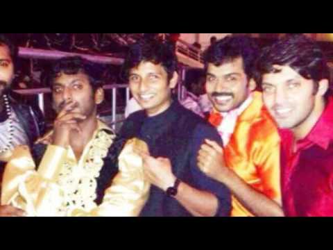 Suriya, Karthi, Vishal, Arya and Jiiva to act together