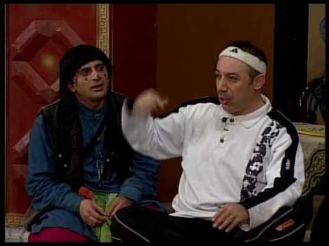 مقطع حصري من مسرحية عربي وشوية كرامة (( الحلبي في الشام  ))
