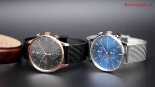 видео Часы Obaku (Обаку), купить с доставкой по Москве и РФ