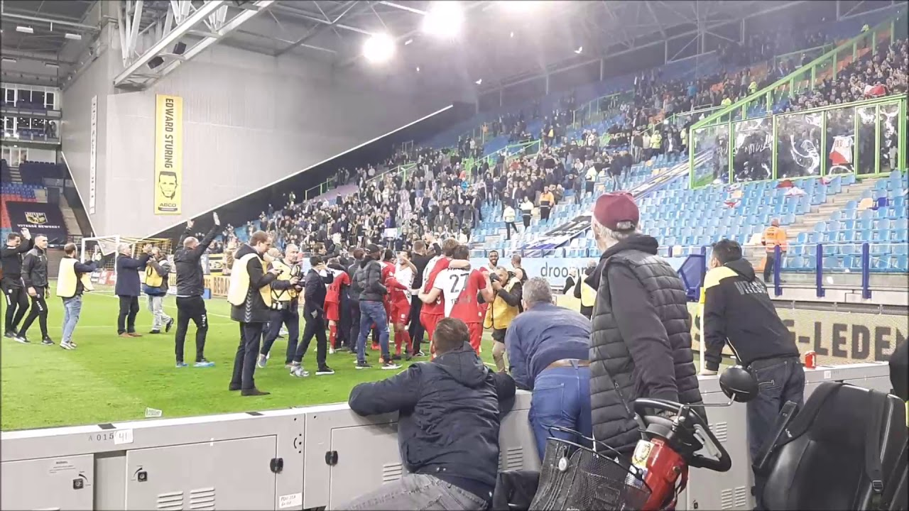 Vitesse - FC Utrecht (0-2, 2018-2019, Play-offs) - YouTube