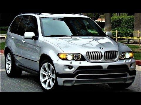 BMW X5 E53 РЕМОНТ И ВОССТАНОВЛЕНИЕ МАШИНЫ !