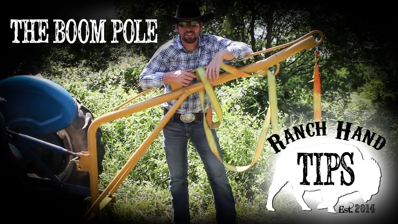 Tractor Three Point Boom : The boom pole tractor implement ranch hand tips doovi