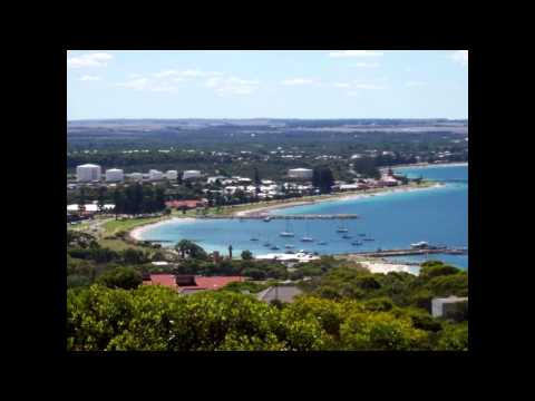 Esperance Rail and Port Facilities WA Western Australia