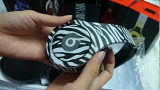 Beats by dr.dre Zebra Studio Headphone