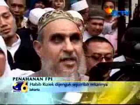 PPIMP, Habib Husein,Rhoma irama, Zaenudin Mz mendukung FPI