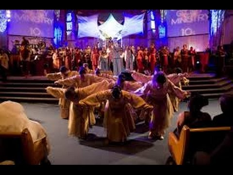 """All Hail The King""  Shekinah Glory Ministry lyrics"